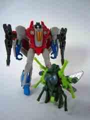 Hasbro Transformers Generations 30th Anniversary Starscream with Waspinator