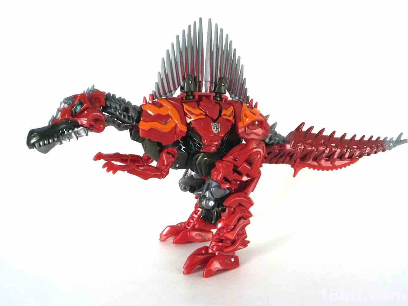 Figure of the day review hasbro transformers - Dinosaure transformers ...