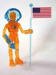 Four Horsemen Outer Space Men Alpha Phase Jack Asteroid Action Figure