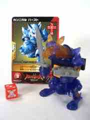Takara-Tomy Beast Saga Kannigal Burst Action Figure