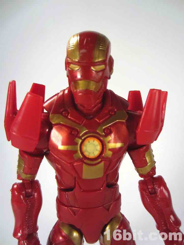 Guardians Of The Galaxy Iron Man 16bit.com Figure of th...