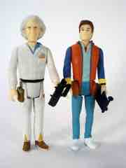 Funko Back to the Future Doc Brown ReAction Figure