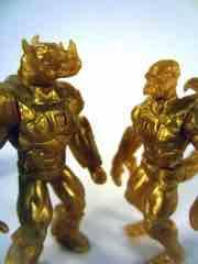 Plastic Imagination Rise of the Beasts Rhino and Scorpion