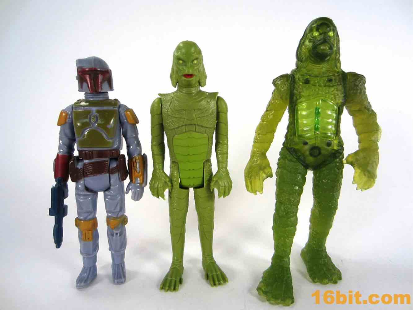 Good result creature from the black lagoon figure remarkable