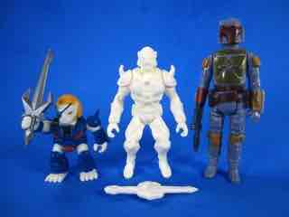 Plastic Imagination Rise of the Beasts Action Figure Test Shots