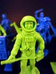 Tim Mee Toys Galaxy Laser Team Blue and Green Figure Set