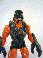 Plastic Imagination Rise of the Beasts Cahriv - Metallic Black Scorpion with Orange Paint