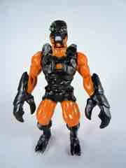 Plastic Imagination Rise of the Beasts Cahriv - Metallic Black Scorpion with Orange Paint Action Figures