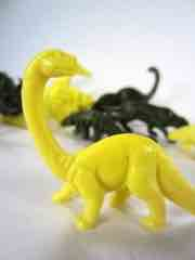 Tim Mee Toys Green and Yellow Prehistoric Dinosaurs Figure Set