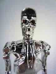 Funko T800 Endoskeleton (Chrome) ReAction Figure