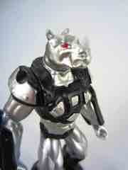 Plastic Imagination Rise of the Beasts Rhinoceros - Silver Mail-Away Redemption