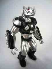 Plastic Imagination Rise of the Beasts Rhinoceros - Silver Mail-Away Redemption Action Figure