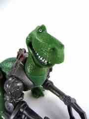 Mattel Toy Story That Time Forgot Battle Armor Rex Action Figure