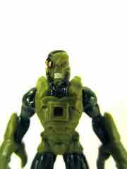 Plastic Imagination Rise of the Beasts Cerula - Green Scorpion with Grey Paint