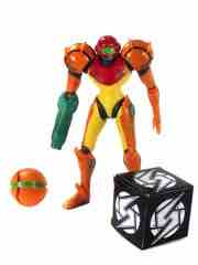 Jakks Pacific World of Nintendo Metroid Samus Action Figure