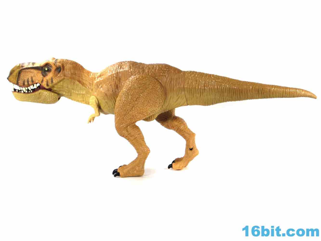 Tyrannosaurus Rex Toys : Bit figure of the day review hasbro jurassic world