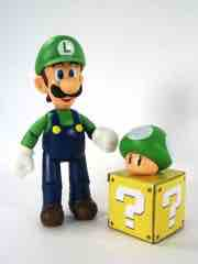 Jakks Pacific World of Nintendo Luigi Action Figure