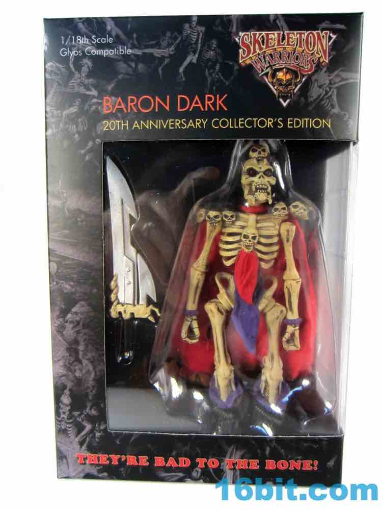 16bit Com Figure Of The Day Review October Toys Skeleton