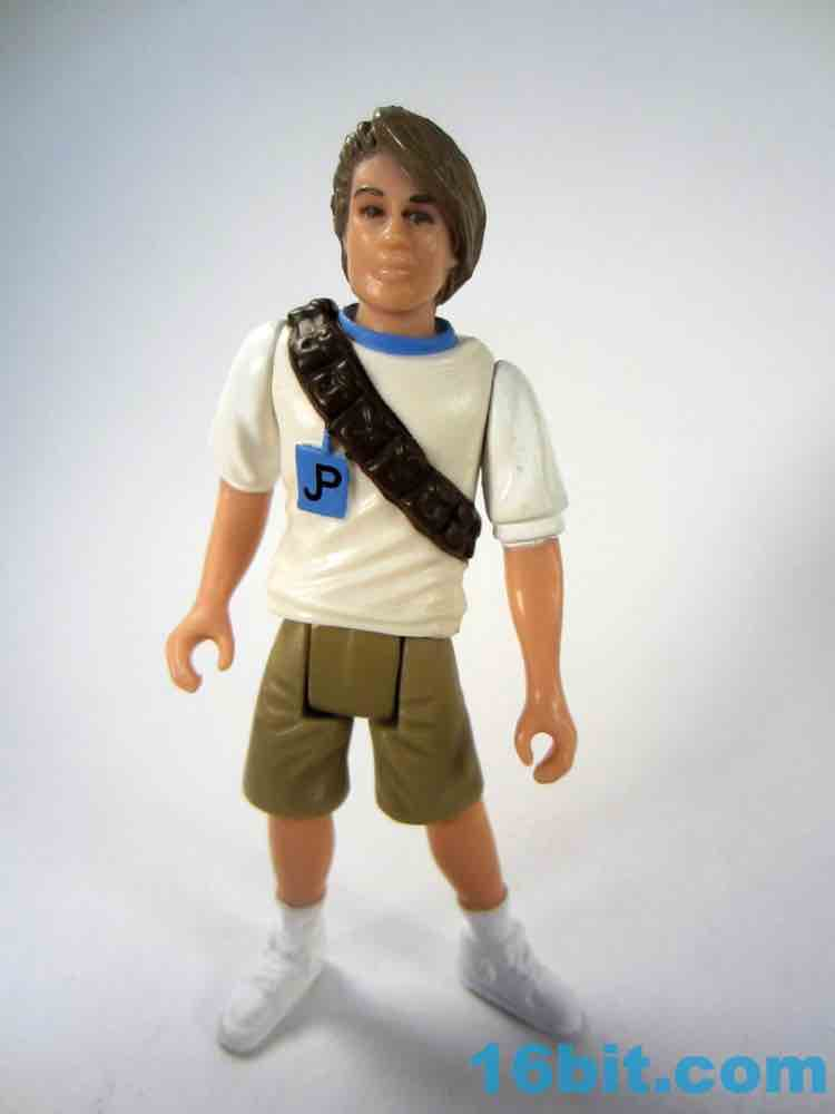16bitcom figure of the day review kenner jurassic park