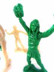 Tim Mee Toys People at Play Atomic Family Putty and Green Figure Set