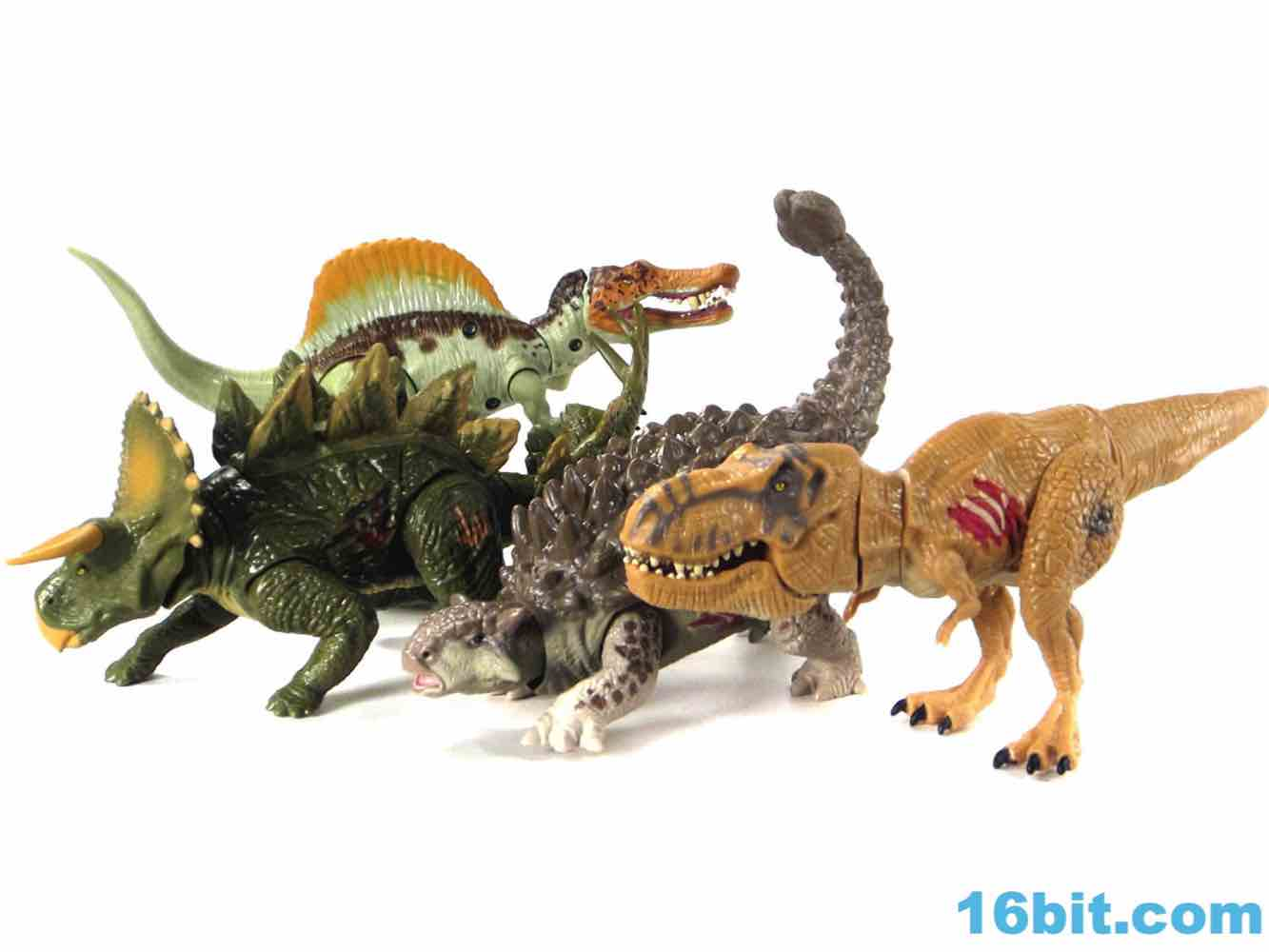 Walmart Dinosaur Toys : Bit figure of the day review hasbro jurassic world