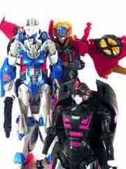 Hasbro Transformers Generations Combiner Wars Arcee, Chromia, and Windblade