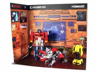 Entertainment Earth Action Stage Transformers Teletraan I