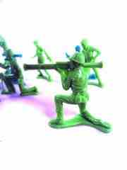 Tim Mee Toys Green vs. Green Soldiers Figure Set