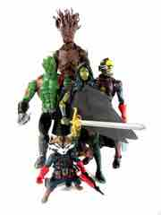 Hasbro Marvel Legends Infinite Series Guardians of the Galaxy Classic 5-Pack