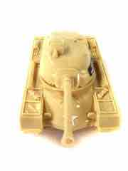 Tim Mee Toys Tank Command Desert Command Vehicle Set