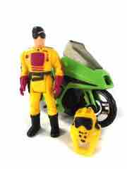 Kenner M.A.S.K. Condor with Brad Turner Action Figure