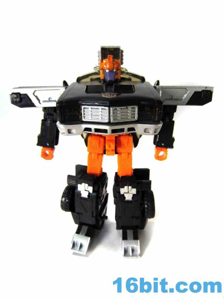 16bit Com Figure Of The Day Review Hasbro Transformers
