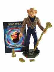 Playmates Star Trek Grand Nagus Zek Action Figure