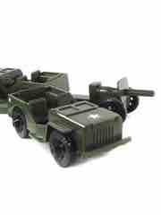 Tim Mee Toys Combat Patrol Army Vehicles and Artillery Vehicle Set