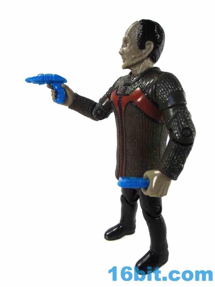 16bit.com Figure of the Day Review: Playmates Star Trek ...