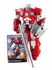Hasbro Transformers Generations Combiner Wars Scattershot