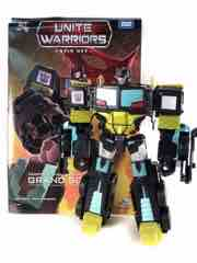 Takara-Tomy Transformers Unite Warriors Grand Scourge