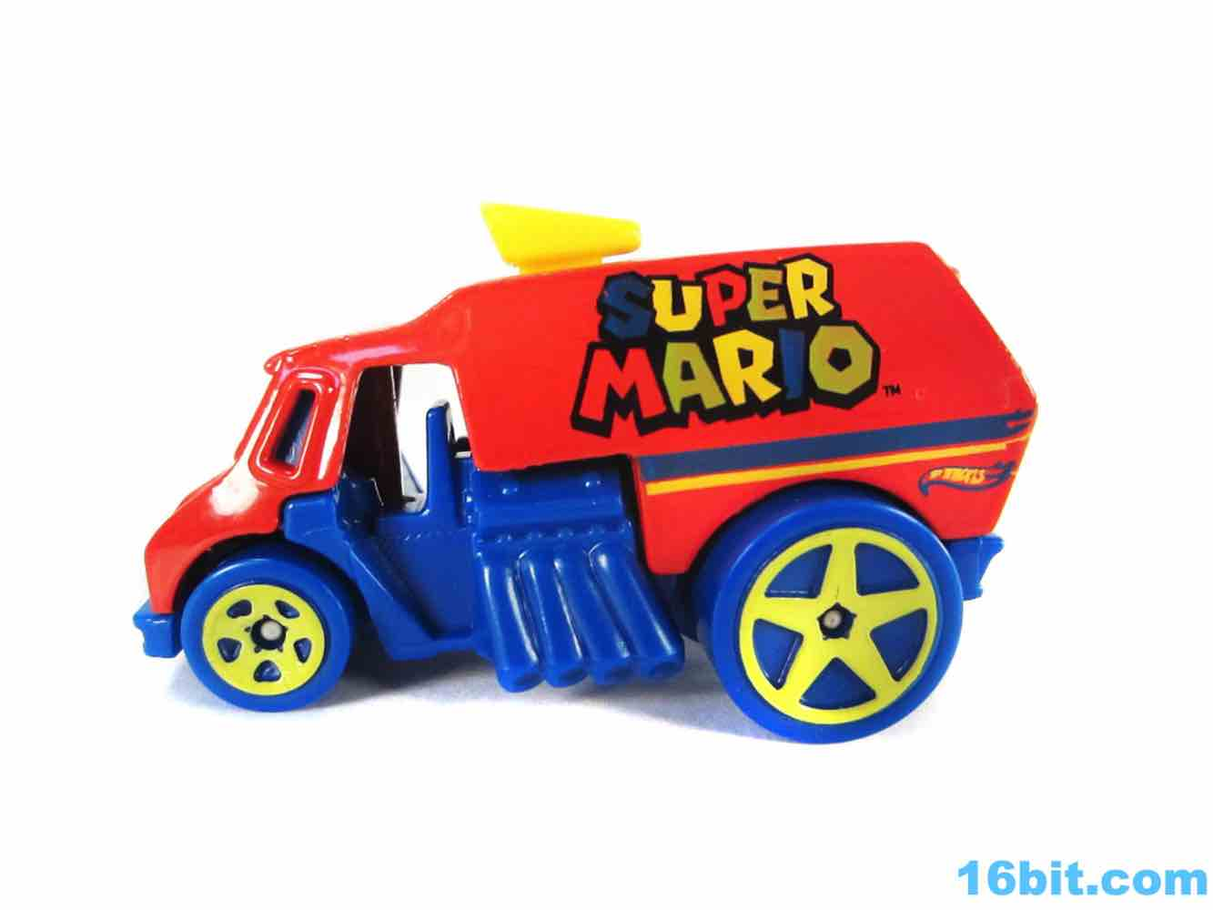 16bit Figure of the Day Review Mattel Hot Wheels Nintendo
