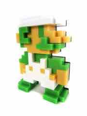 Jakks Pacific World of Nintendo 8-Bit Luigi Action Figure