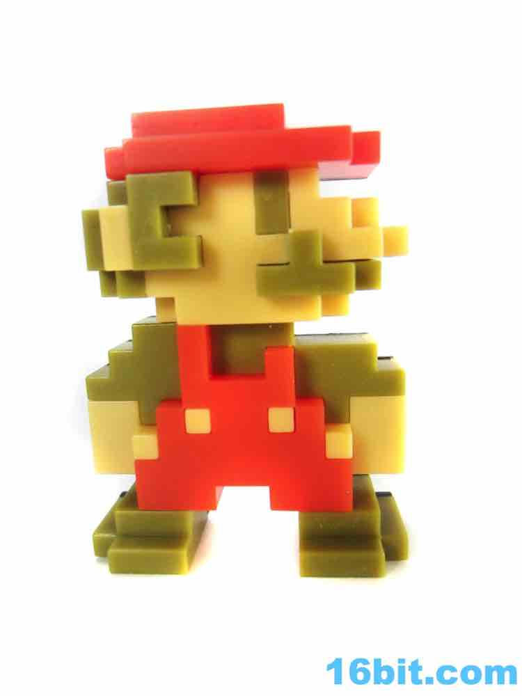 Figure of the day review jakks pacific world of - Pictures of 8 bit mario ...