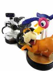 Nintendo Super Smash Bros. R.O.B., Mr. Game & Watch, and Duck Hunt Amiibo