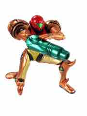 Jakks Pacific World of Nintendo ComicConBox.com Metallic Metroid Samus Action Figure