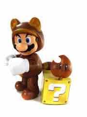 Jakks Pacific World of Nintendo Tanooki Mario Action Figure