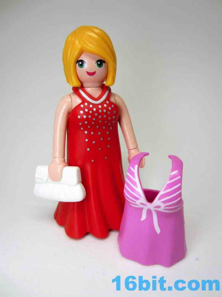 Girl Toy Figures : Bit figure of the day review playmobil toy
