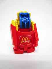 McDonald's Changeables French Fries Robot