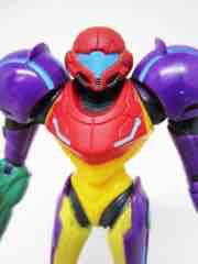Jakks Pacific World of Nintendo Metroid Gravity Suit Samus Action Figure
