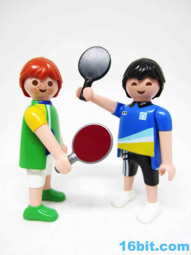 Figure of the day review playmobil sports Table playmobil