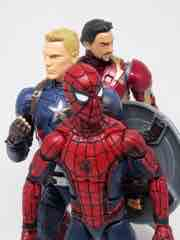 Hasbro Captain America Civil War Spider-Man, Captain America, and Iron Man Action Figures