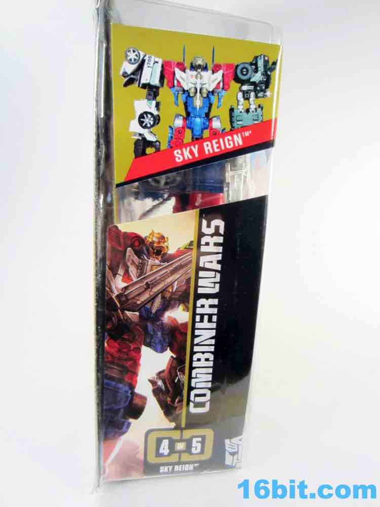 Transformers Generations Combiner Wars Deluxe Class Smokescreen Hasbro B5607