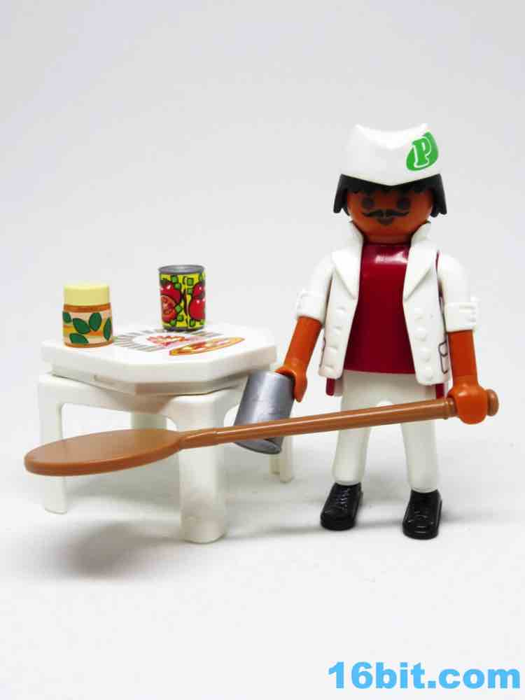 Figure of the day review playmobil special plus Table playmobil
